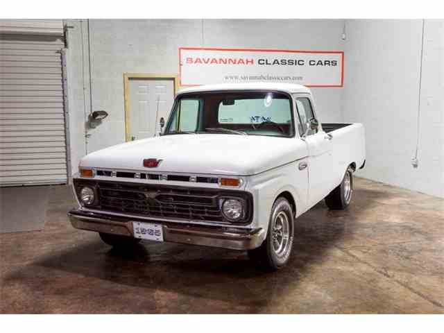1965 Ford F100 | 991526