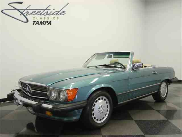1988 Mercedes-Benz 560SL | 991527