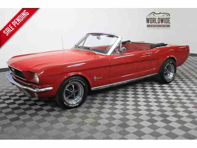 1966 Ford Mustang | 990153