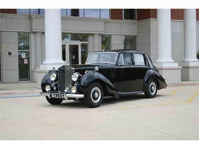 1954 Rolls-Royce Silver Dawn | 991536