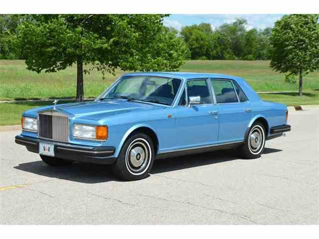 1981 Rolls-Royce Silver Spirit | 991537