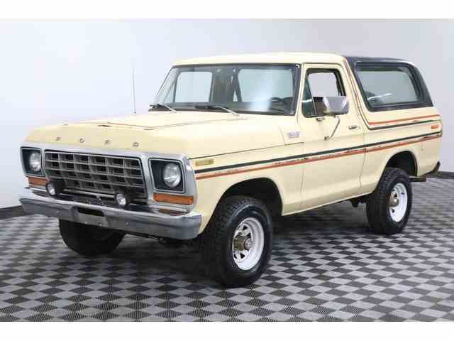 1978 Ford Bronco | 990154