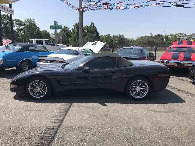 2004 Chevrolet Corvette   991540