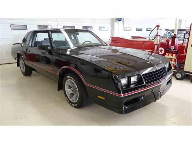 1986 Chevrolet Monte Carlo | 991541