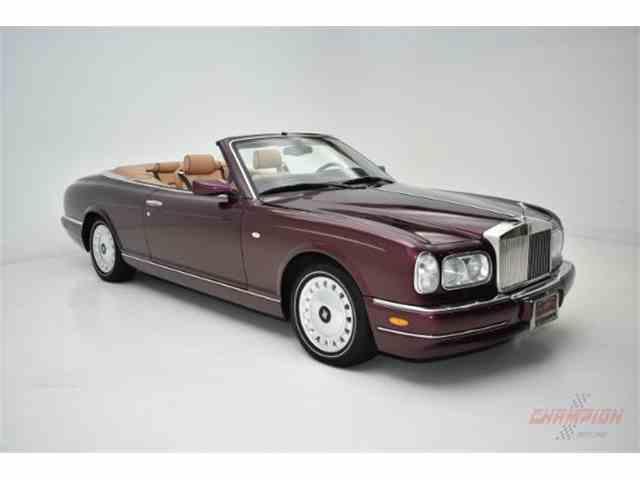 2000 Rolls-Royce Corniche | 991565