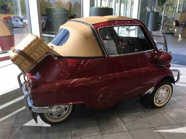 1958 BMW ISETTA CABRIOLET CONVERTIBLE | 991566