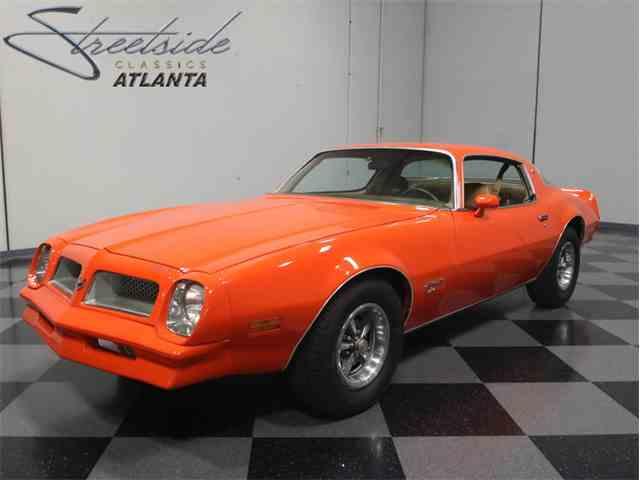 1976 Pontiac Firebird | 991569
