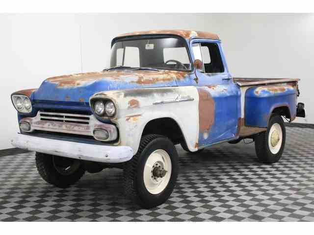 1959 Chevrolet 3100 | 990158
