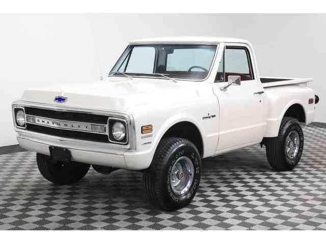 1972 Chevrolet Pickup | 990159