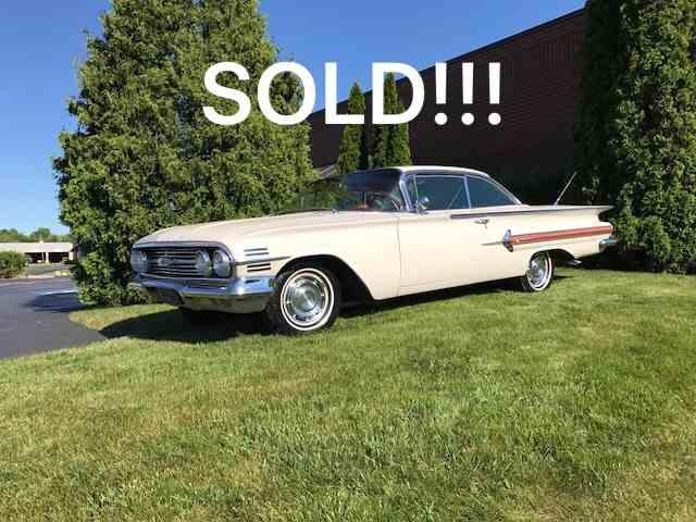 1960 Chevrolet Impala | 991592