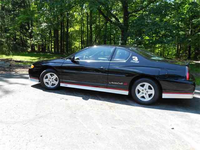 2002 Chevrolet Monte Carlo SS | 991597
