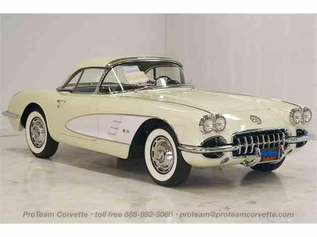 1959 Chevrolet Corvette | 990181