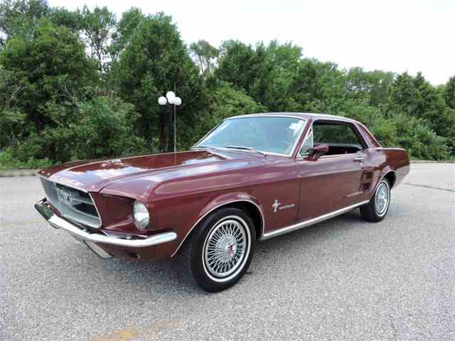 1967 Ford Mustang | 990183