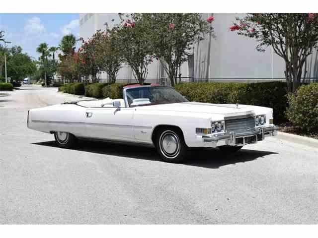 1974 Cadillac Eldorado | 990187