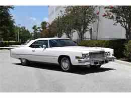 1974 Cadillac Eldorado for Sale - CC-990187