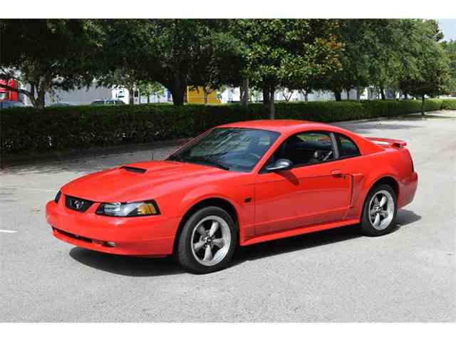 2002 Ford Mustang   990189