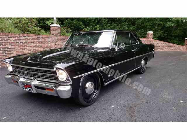 1967 Chevrolet Nova   990192
