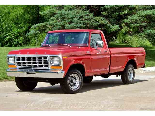 1979 Ford F150 4x4 !!! PENDING DEAL !!! | 990194