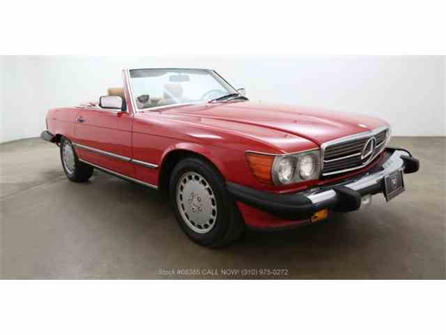 1988 Mercedes-Benz 560SL | 990197