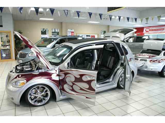 2001 Chrysler PT Cruiser | 990002