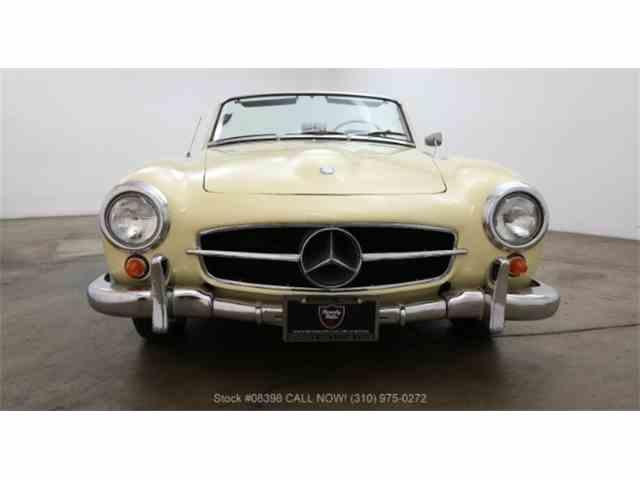1957 Mercedes-Benz 190SL   990201