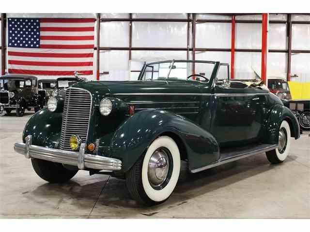 1936 Cadillac Fleetwood | 990210