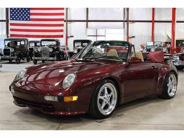 1997 Porsche 911 993 Cabriolet | 990211