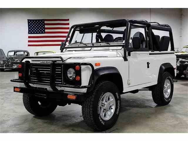 1994 Land rover Defender 90 (NAS) | 990213