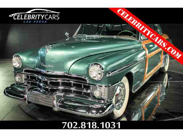 1950 Chrysler Town and Country Newport | 990214