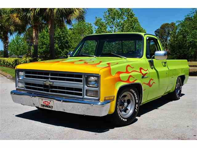 1983 Chevrolet C/K 10 | 990215