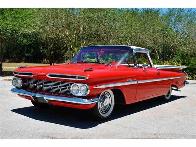 1959 Chevrolet El Camino   990216