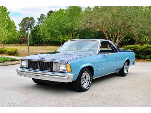1980 GMC Caballero | 990219