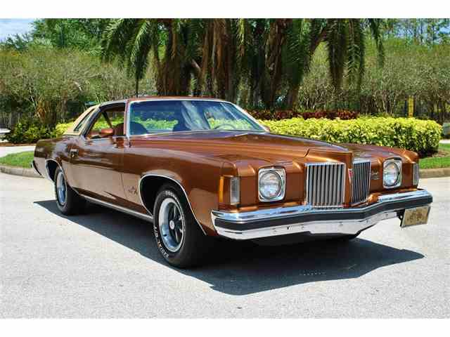 1974 Pontiac Grand Prix | 990221