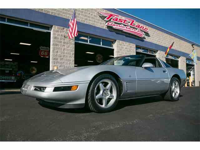 1996 Chevrolet Corvette | 990223