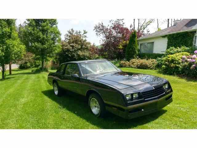 1987 Chevrolet Monte Carlo SS | 990226