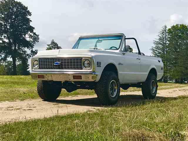 1972 Chevrolet Blazer | 990228