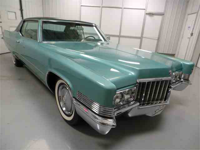 1970 Cadillac Coupe DeVille | 990229