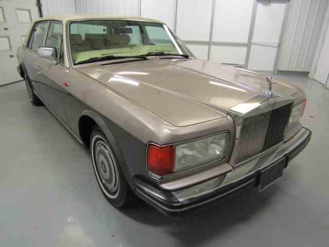 1986 Rolls-Royce Silver Spur | 990234
