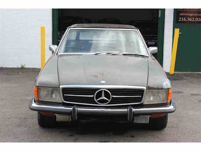 1972 Mercedes-Benz 350SL | 990238