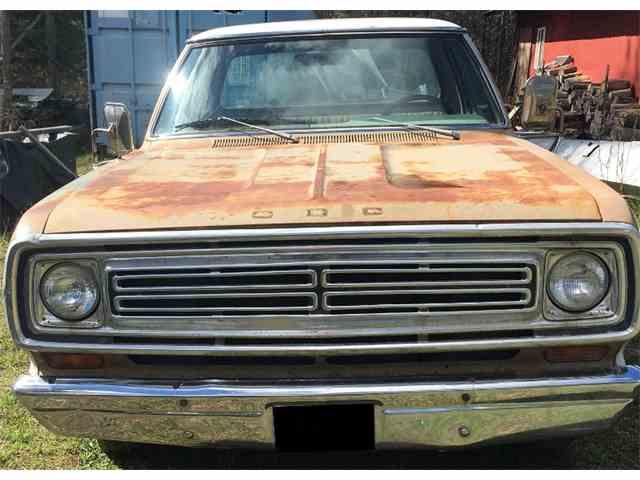 1973 Dodge D100 | 992424