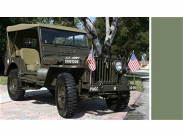 1952 Willys Military Jeep | 992425