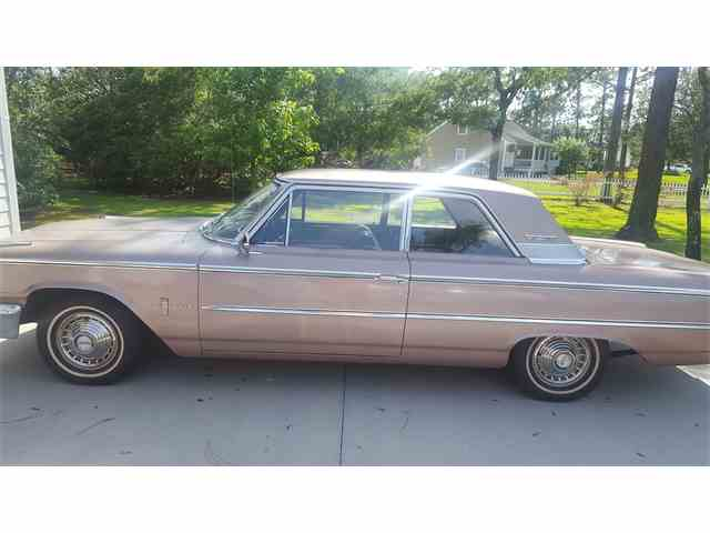 1963 Ford Galaxie 500 XL | 992427