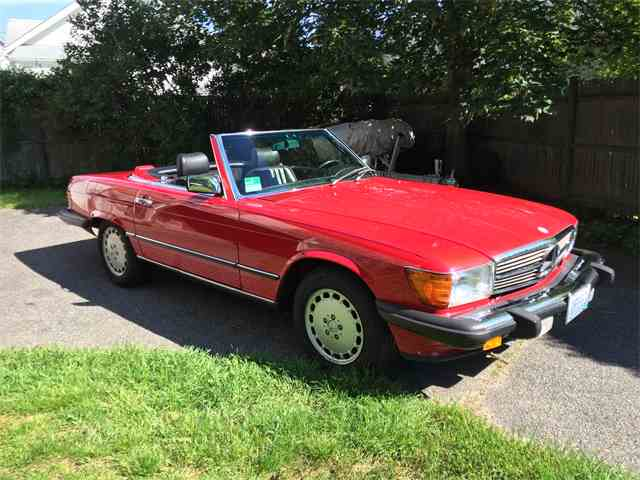 1989 Mercedes-Benz 560SL | 992429