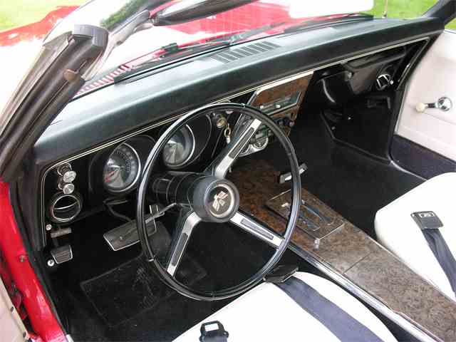 1968 Pontiac Firebird   992434