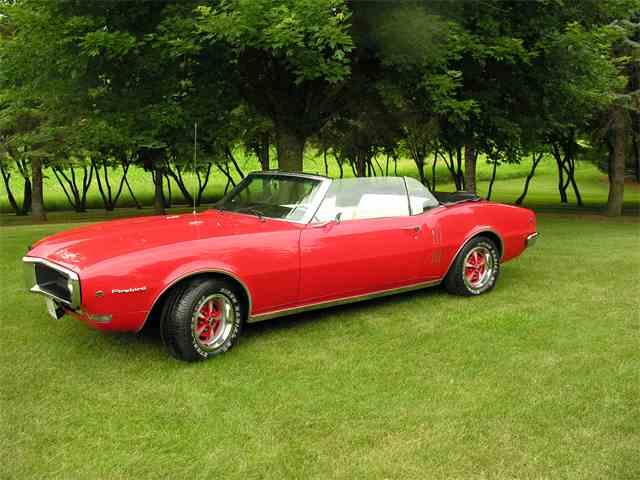 1968 Pontiac Firebird | 992434