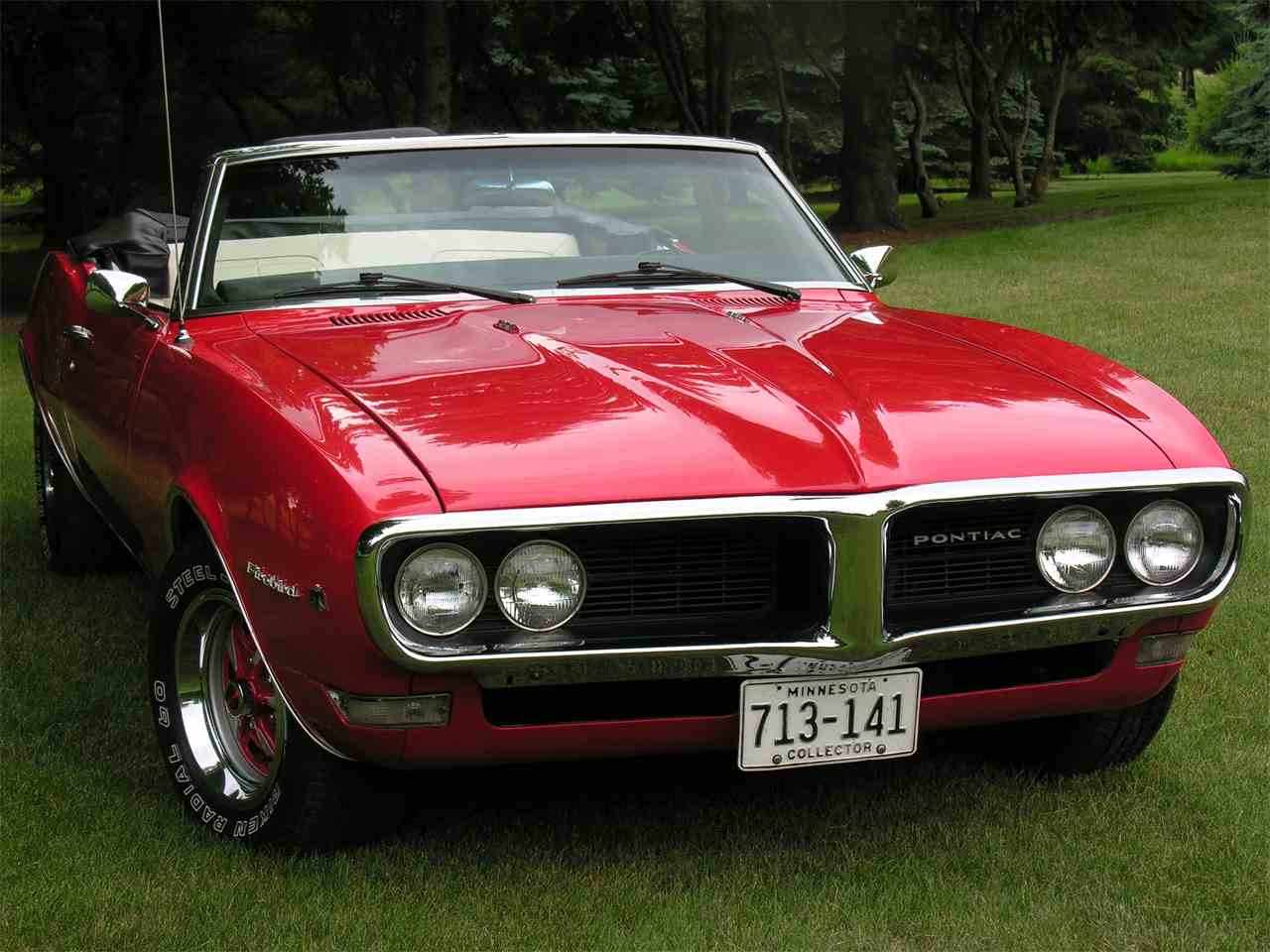 Large Picture of '68 Firebird - L9RM