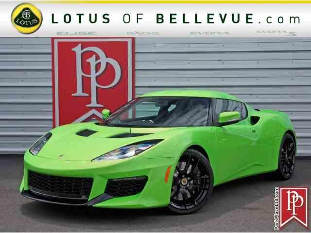 2017 Lotus Evora 400 | 992449
