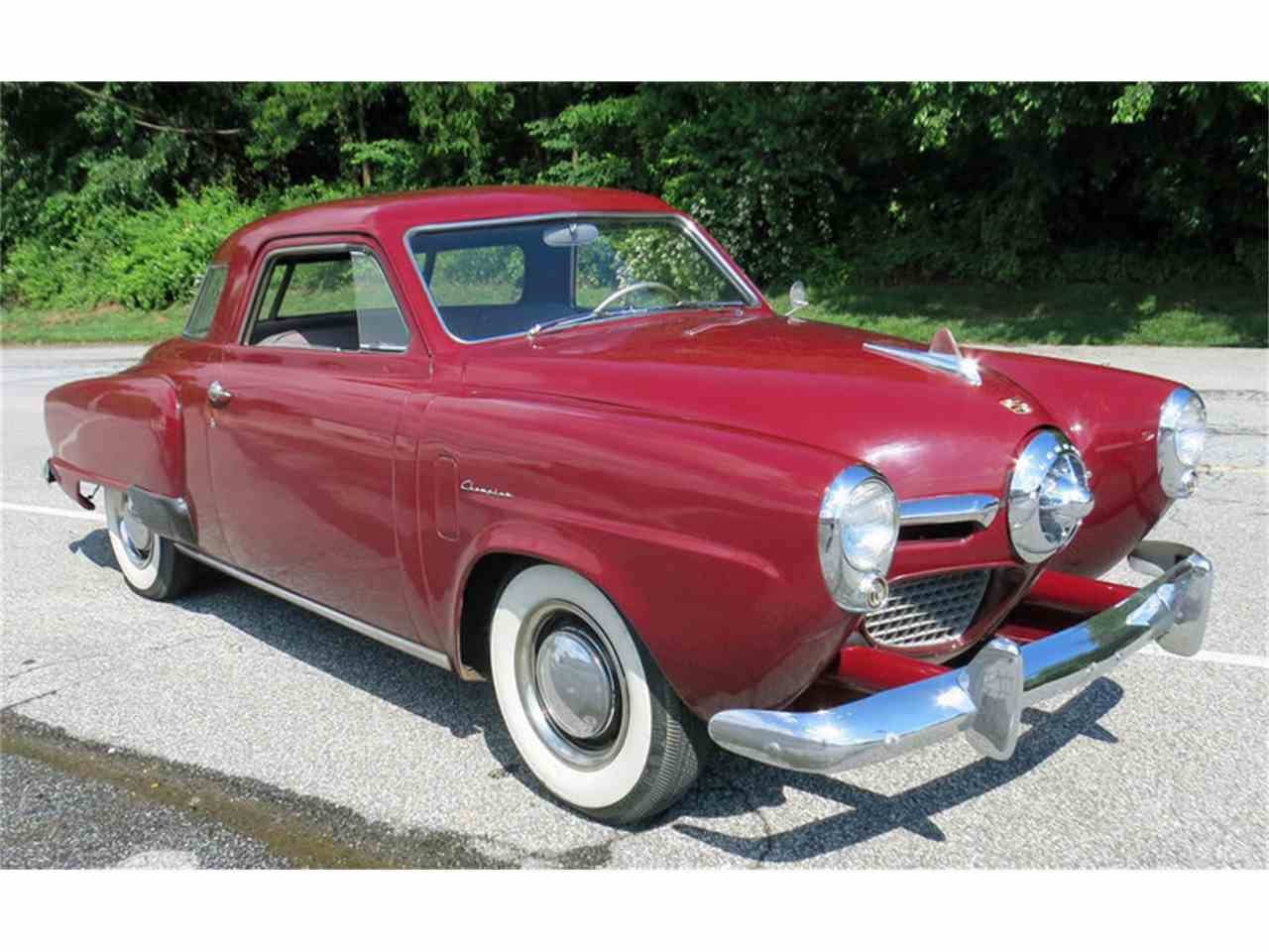 Listing All Cars >> 1950 Studebaker Champion for Sale | ClassicCars.com | CC-992452
