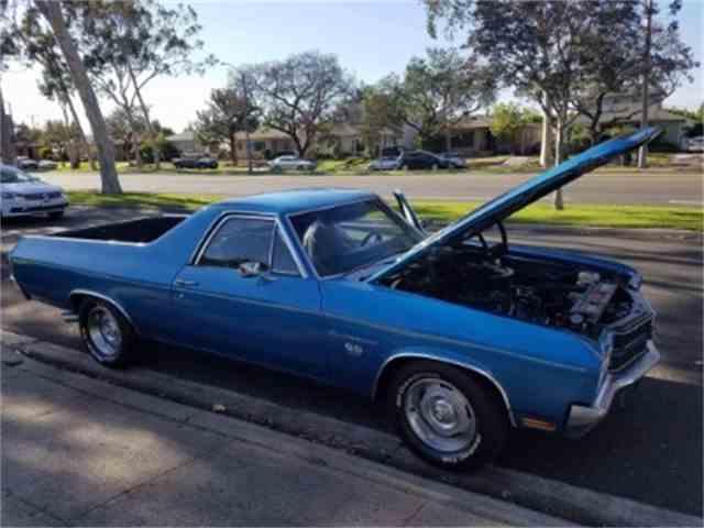 1970 Chevrolet El Camino | 992454