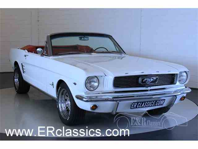 1966 Ford Mustang | 992465